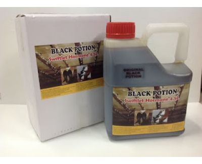 dung dịch Black potion