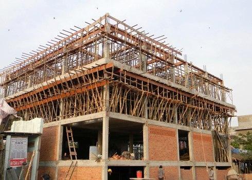 Đơn vị thi công xây nhà nuôi yến uy tín chuyên nghiệp