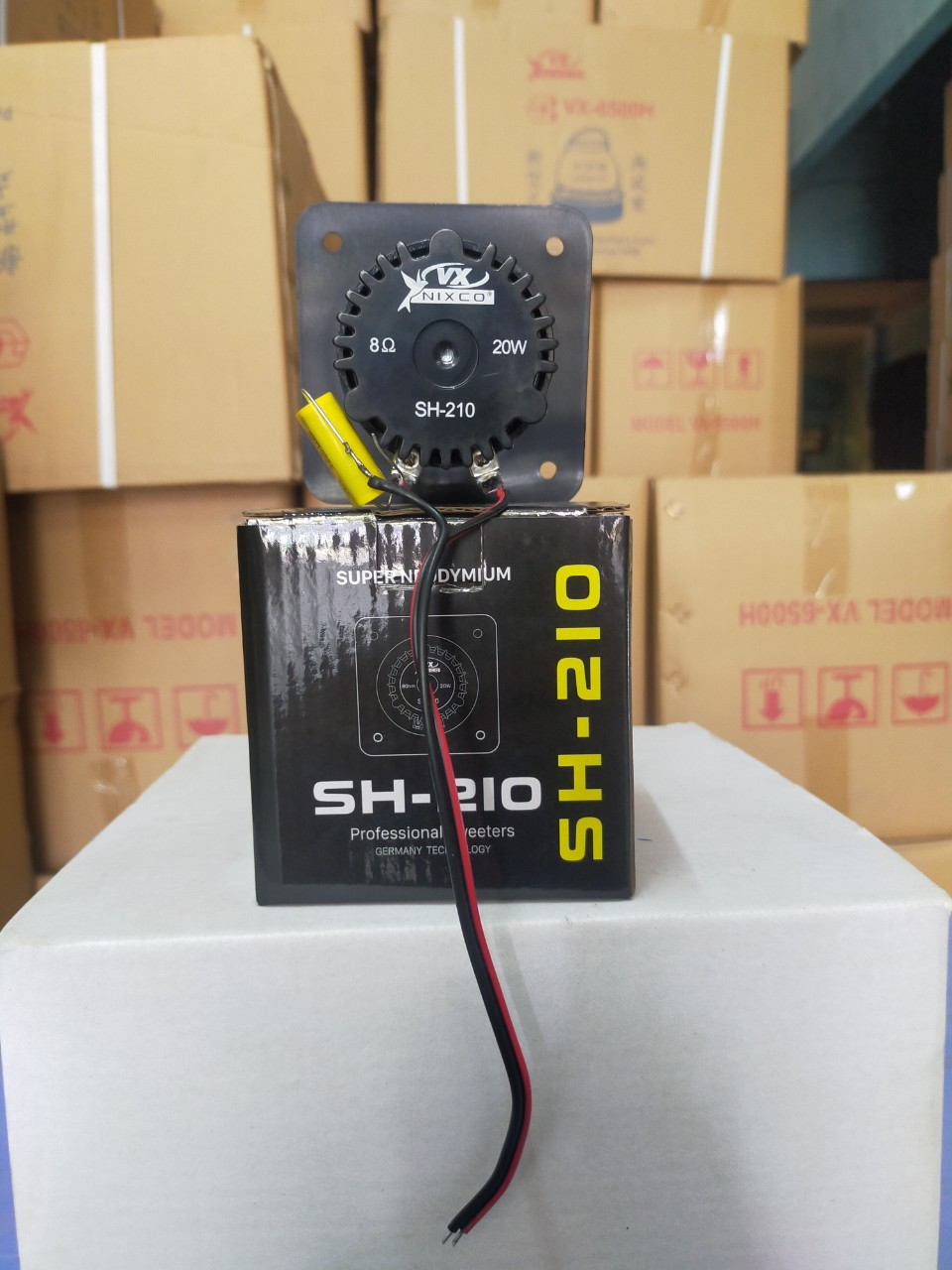 Loa Nixco SH210 - Loa dẫn trong nhà yến