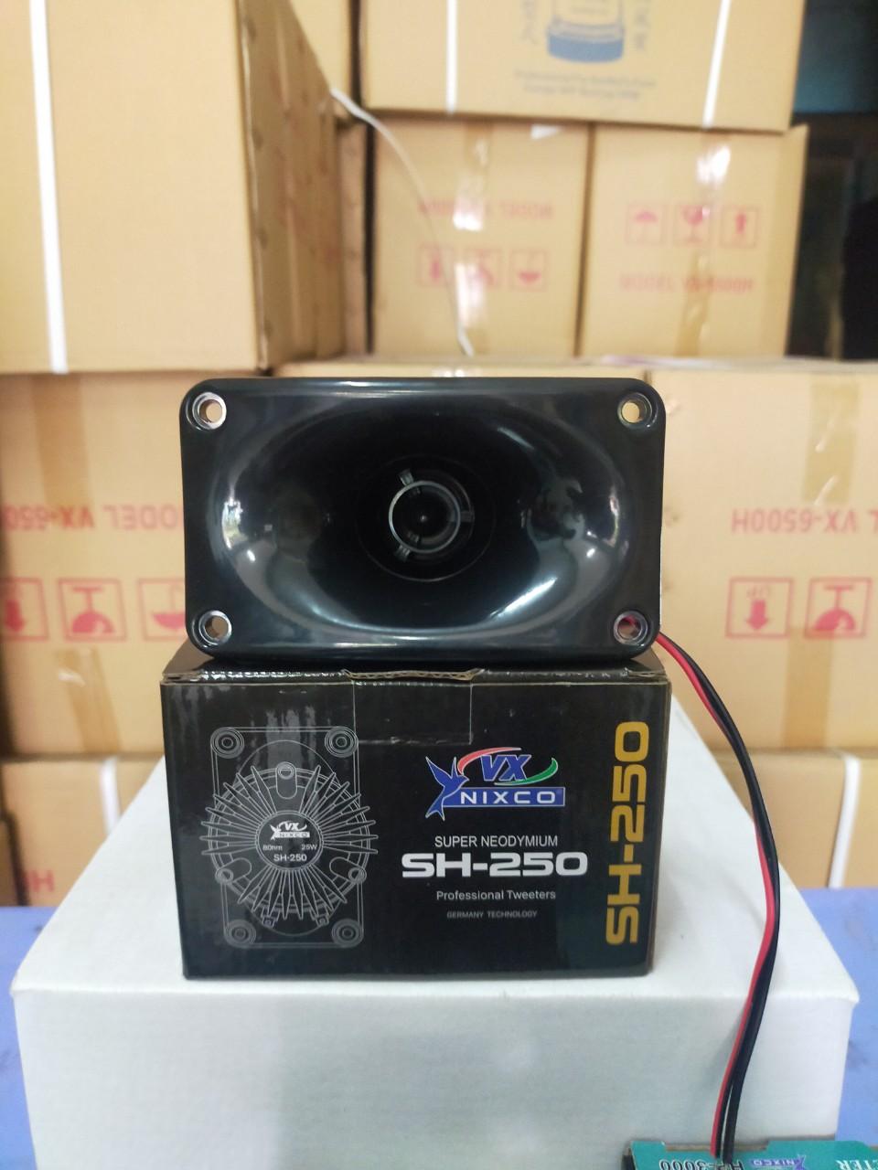 Loa Nixco SH250 - Loa cửa trong nhà yến